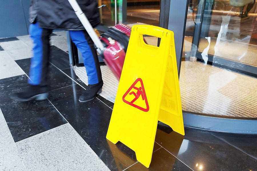 Reducing Slips, Trips and Falls