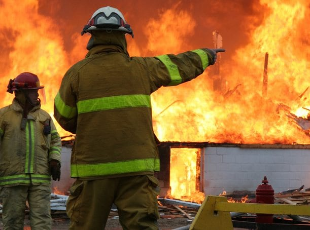 Preventing Fires at Construction Sites