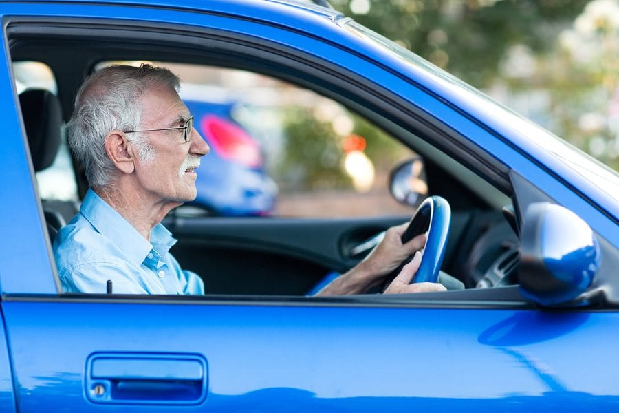 Older Drivers Can Save on Auto Insurance
