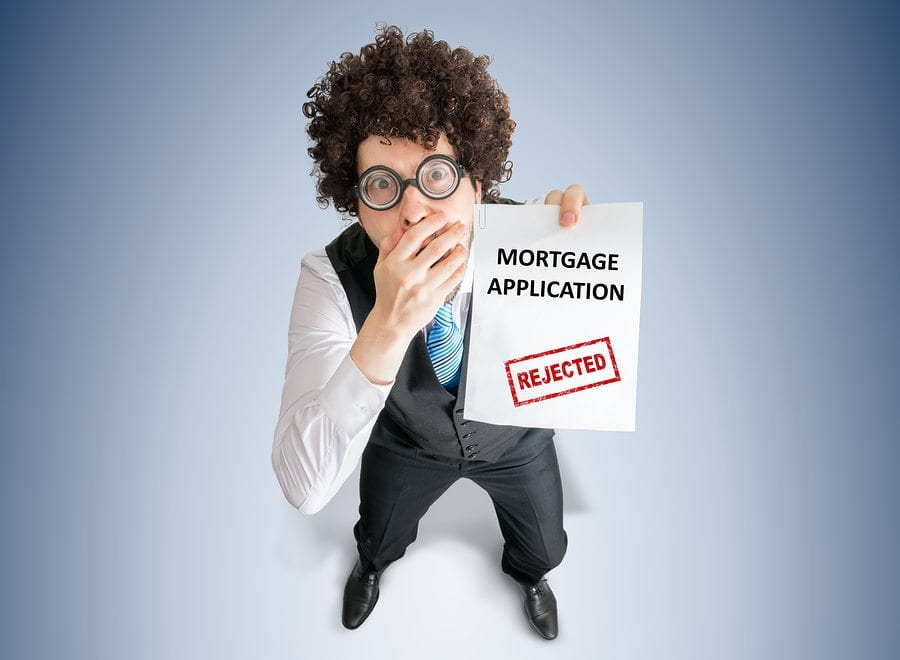 Five Surprising Reasons for Mortgage Application Rejection