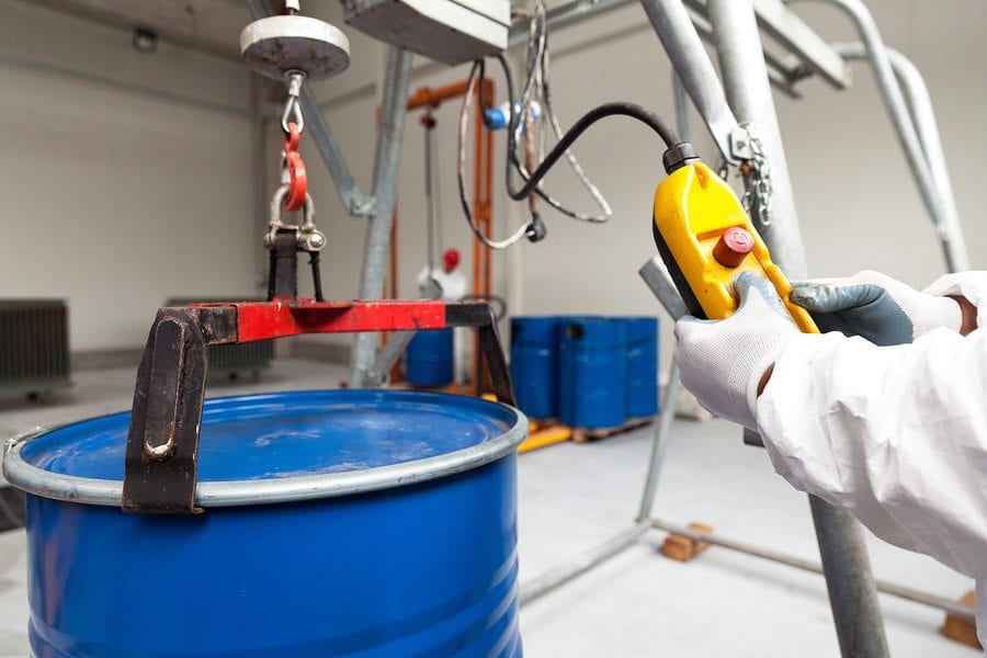 Want to Save Time & Money? Choose Other Chemicals to Improve Workplace Safety